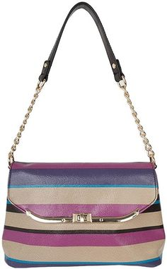 Pia Rossini 'Madeira' Shoulder Bag   What's in a Bag? UK - Handbags and Purses Shop www.whatsinabag.co.uk