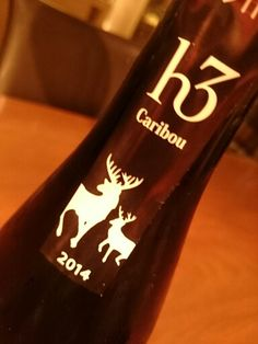 HitomiWinery h3 Caribou 2014