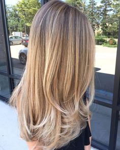 Layered Hairstyles and Cuts for Long Hair 2017