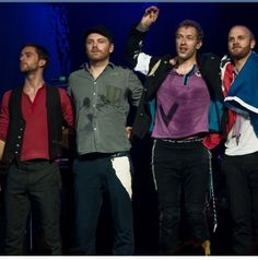 Viva La Vida Tour: Coldplay.
