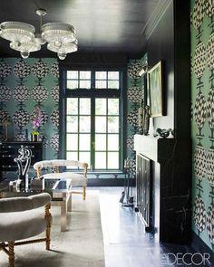 122 best color love black room inspiration images home decor rh pinterest com