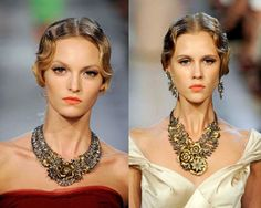 Flora, Fauna, Hortalizas y Pasta Fauna, Zac Posen, Trends, Fashion, Vegetables Garden, Moda, La Mode, Fasion, Fashion Models