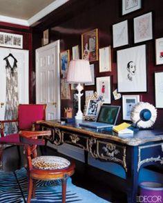Favorite workspace - Amy Fine Collins