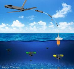 FOUR VISIONS OF THE FUTURE FROM DARPA'S LATEST REPORT CARD LIKE A SCIENCE FAIR FOR THE NEXT CENTURY'S WARS By Kelsey D. Atherton 3/27/15 Freaking Underwater Drone Pods