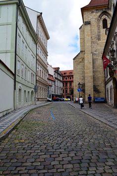 Les petites ruelles de Prague