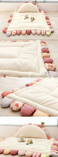 cadeau de naissance original tapis pour des activités au sol et pour la gym de bébé