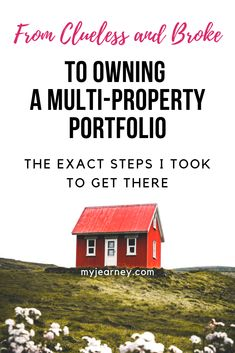 Do you feel like there's no hope for you to get into the property market and buy a house? Think again. In this post, I will tell you all the steps I took to go from hopeless, clueless and deep in debt to getting into real estate and buying not one bu Real Estate Rentals, Selling Real Estate, Real Estate Tips, Real Estate Investing, Buying A Rental Property, Buying Investment Property, Buy Property, Home Selling Tips, Home Buying Tips