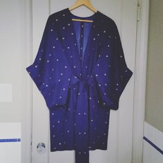 Seamwork Almada robe by @belle_citadel