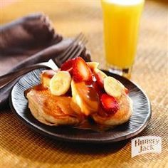 Easy Peanut Butter Syrup from Hungry Jack®