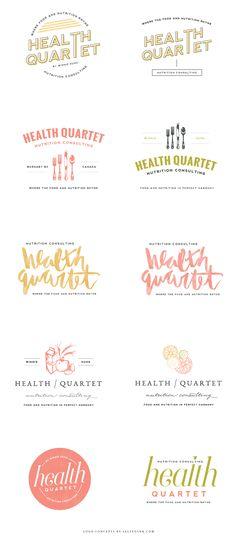 Brand Launch: Health Quartet | Salted Ink