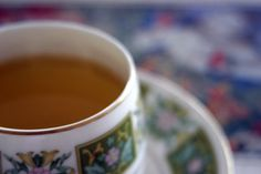 Golden Saffron Spiced Tea and the Four Cs of Spices: A recipe | A Life (Time) of Cooking