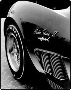 Corvette Mako Shark II