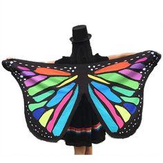 Butterfly Wings Scarf