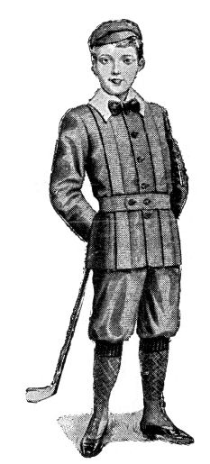 Boy in Tweed Suit ©iStockphoto  / duncan1890