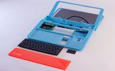 Pi-Top, a Raspberry Pi laptop you build yourself! | Indiegogo