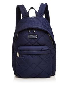 MARC BY MARC JACOBS Crosby Quilt Nylon Backpack | Bloomingdale's - LOVE THIS! Top choice!
