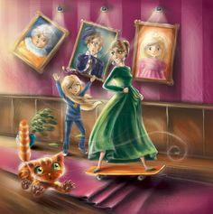 Agnieszka Filipowska - ilustracje