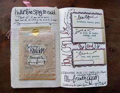 Journaling October 2010 by Paper Relics (Hope W. Karney), via Flickr