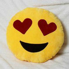 f89fe29adbc Used Brand New in Box- Loving Emoji Plush Pillow for sale in Coppell - letgo