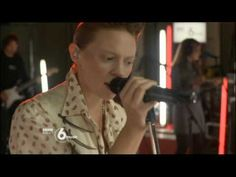 Heaven 17 and La Roux Live at Abbey Road perform Temptation For BBC 6 Music