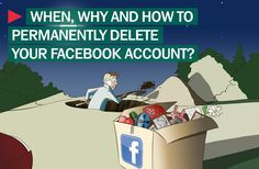 "deleting facebook vs deactivating facebook.....do this, I made the mistake of just deactivating thinking  I could  not ""delete""....do this!"