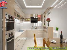 Những lưu ý vàng khi chọn mua tủ bếp KCC1a
