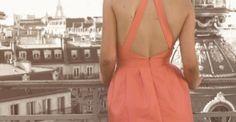 2013 Sırtı Açık Elbise Modelleri