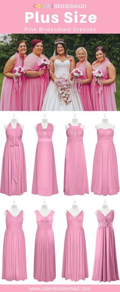 147a82f0146ba 33 Best Plus Size Bridesmaid Dresses images in 2019 | Bridesmaid ...