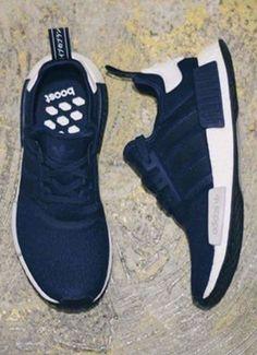 watch d8d37 c262f adidas Originals  NMD  Dark Navy Adidas Nmd Blue, Sneakers Nike, Adidas  Shoes