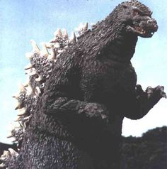 """My 5 year old little brother loves Godzilla! His 5th birthday party was Godzilla themed! His Godzilla collection is very expansive! He found Ultraman after he found Godzilla, since Godzilla was his """"first Kaiju series"""", I should say."""