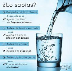 Beneficios de beber agua #salud #belleza