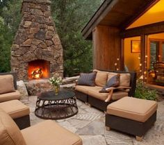 25 Best Traditional Outdoor Design Ideas | Outdoor Fireplace Patio,  Traditional Taste And Fireplace Outdoor