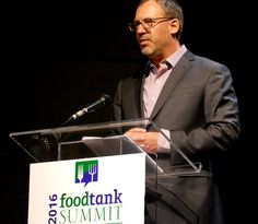 """""""We would love the opportunity [to create] an ugly produce business."""" Keynote Speaker Eric Kessler, Founder, Principal, and Senior Managing Director, Arabella Advisors  Watch Live Now! www.foodtank.com #foodtank"""
