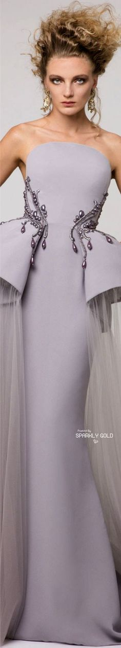 Azzi & Osta Fall 2016 Couture