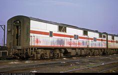 RailPictures.Net Photo: SAL 3105 Seaboard Air Line EMD E7(B) at Richmond, Virginia by Wharton Separk