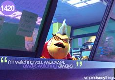 Had a math teacher that looked like Roz...