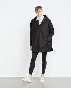 Image 3 of LONG JACKET from Zara