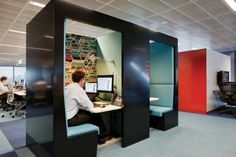 Offices December 2011 > Office Design Gallery. These would make interesting cubicles!