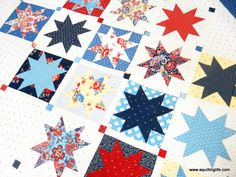 Hometown Layer Cake Quilt
