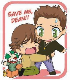 Dean will protect you