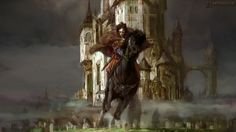 The Chronicles of Narnia: Prince Caspian Concept Art