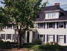 Home Sweet Home - Kappa Kappa Gamma, University of Oregon