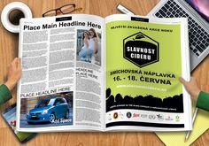 Reklama do Časopisu Beverage and gastronomy na Slavnost Cideru. http://www.slavnostcideru.cz/