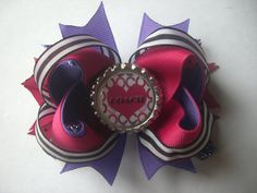Coach Boutique Bow by AbraBOWdana on Etsy, $10.00