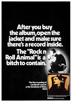 lou reed providence 1973 - Google 検索