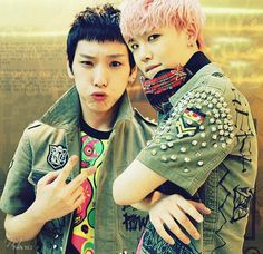 Himchan And Zelo Oppa❤