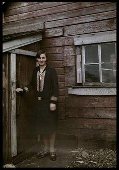 mary brandal, alaska, 1928 via national geographic vintage collection