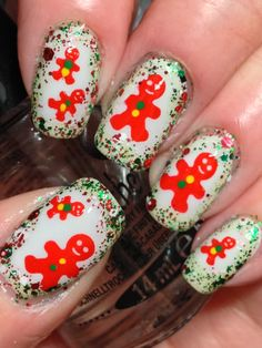 Canadian Nail Fanatic: Quick and Easy Gmen!