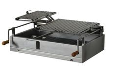 Barbecue Design, Grill Design, Grill Oven, Bbq Grill, Grill Grates, Tuscan Grill, Built In Braai, Brick Bbq, Four A Pizza