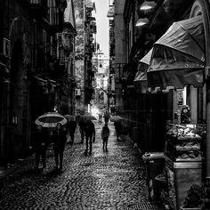#pioggia #napoletana #naples #rain N2R Lifestyle